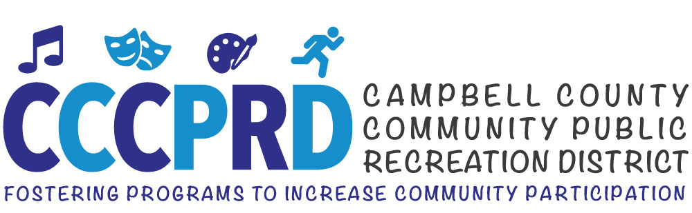 Campbell County Community Public Recreation District logo